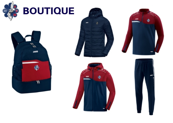 LA BOUTIQUE OFFICIELLE 2018-2019 ! | AS Muret